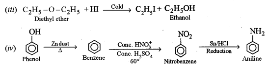 ISC Chemistry Question Paper 2015 Solved for Class 12 Q8.2
