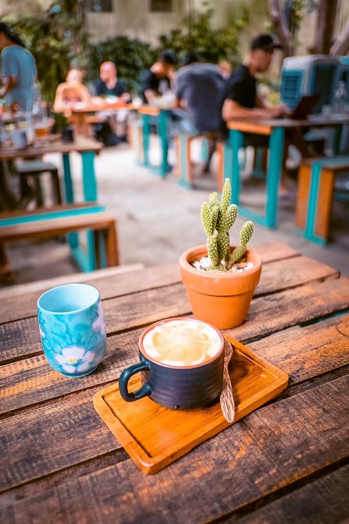 Vietnamese Egg Coffee at Phin Cafe   Hoi An Restaurants