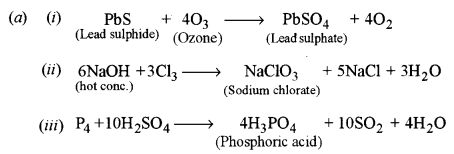 ISC Chemistry Question Paper 2015 Solved for Class 12 Q6