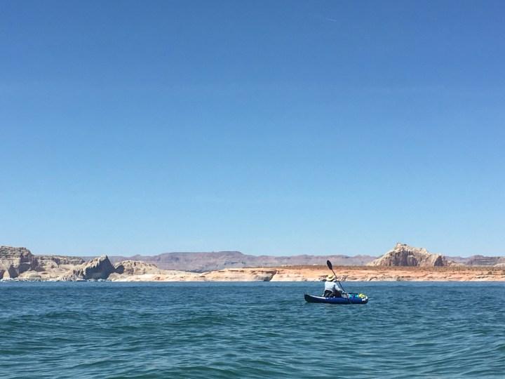 Lake Powell Kayak