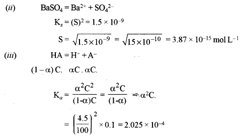 ISC Chemistry Question Paper 2011 Solved for Class 12 Q4.1