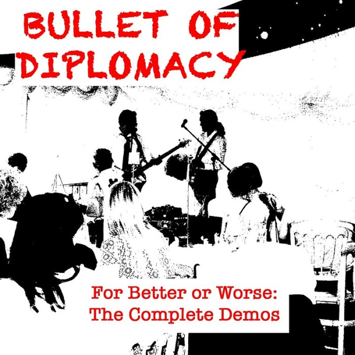 Bullet Of Diplomacy