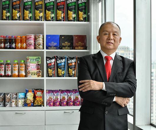 Sir Lito Chua Yan Yan International President