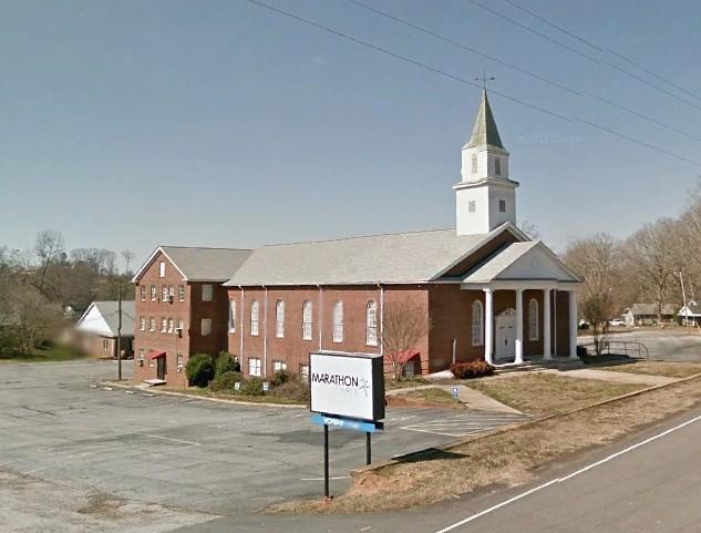 Pickens Mill Church