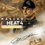 Thumbnail of NASCAR Heat 4 - Gold Edition on PS4