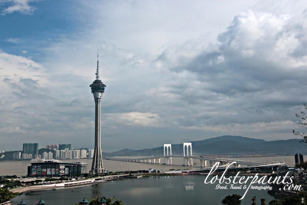 Macau Tower, Praia Bay and Taipa Island | Macau, China