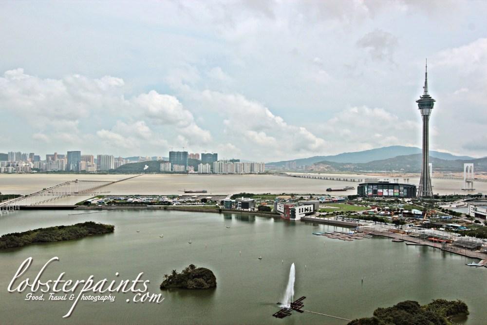 Lunch @ 天 Sky 21 Bar & Restaurant   Macau, China