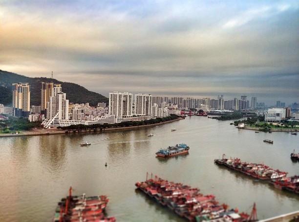 View from Sofitel Macau | Macau, China