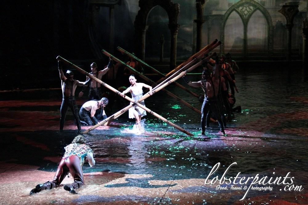 House of Dancing Water 水舞間   City of Dreams, Macau