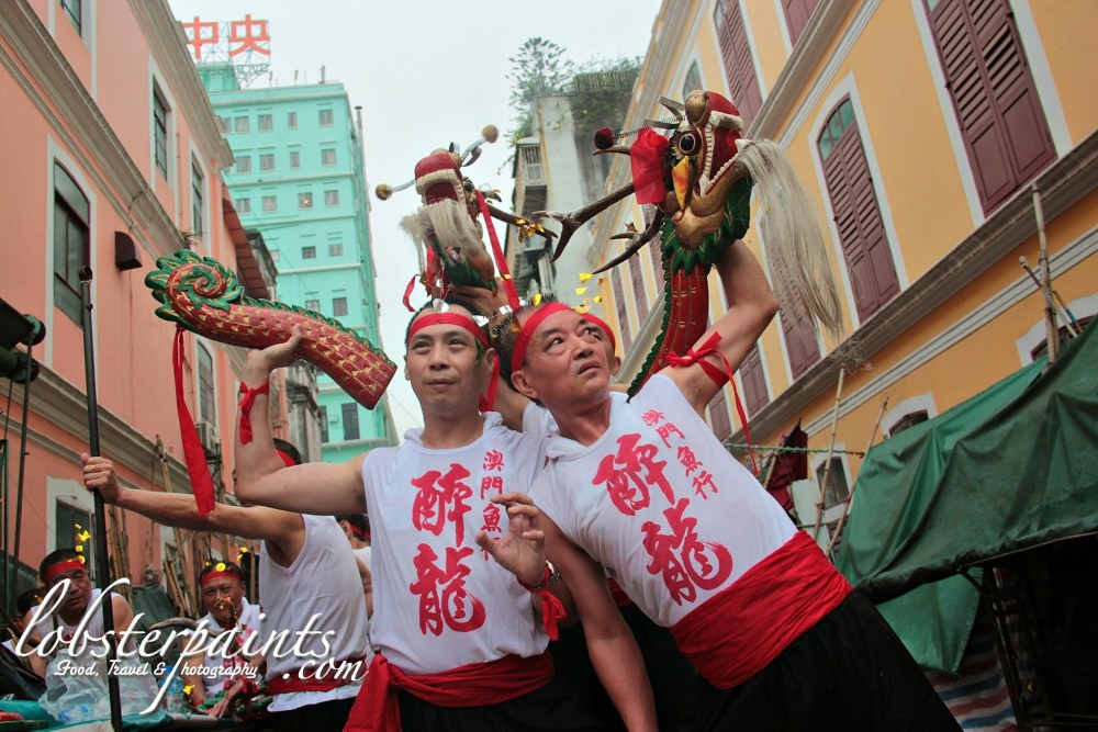 Feast of the Drunken Dragon | Macau, China