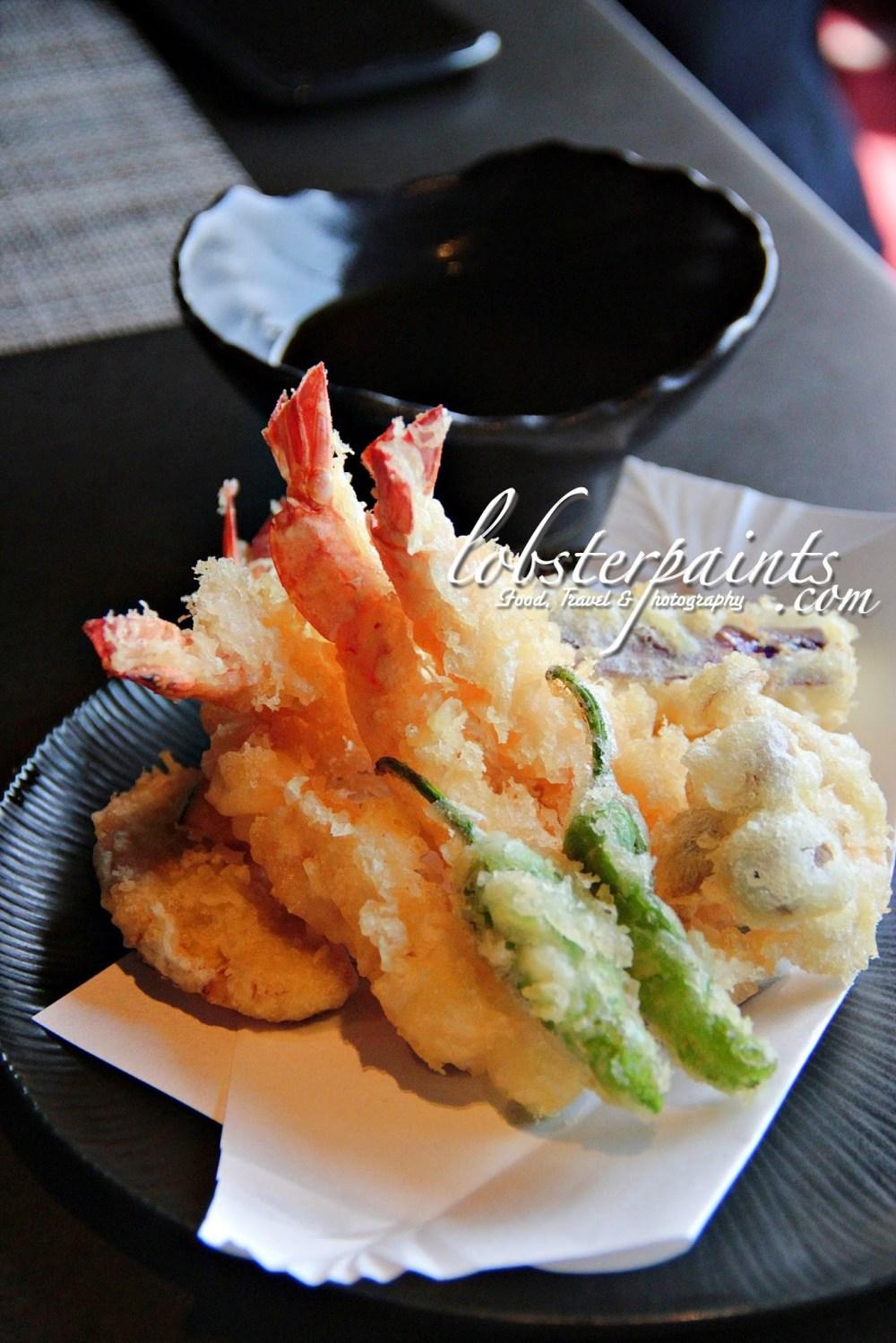 雜錦天婦羅 @ 天 Sky 21 Bar & Restaurant | Macau, China