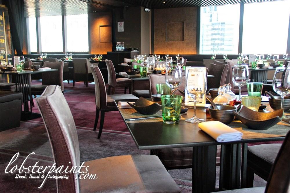 Lunch @ 天 Sky 21 Bar & Restaurant | Macau, China