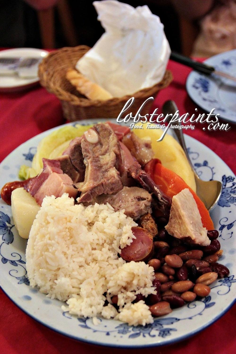 Cozido à Portuguesa (Portuguese Stew) @ O'Manuel Cozinha Portuguesa 阿曼諾葡國餐 | Macau, China
