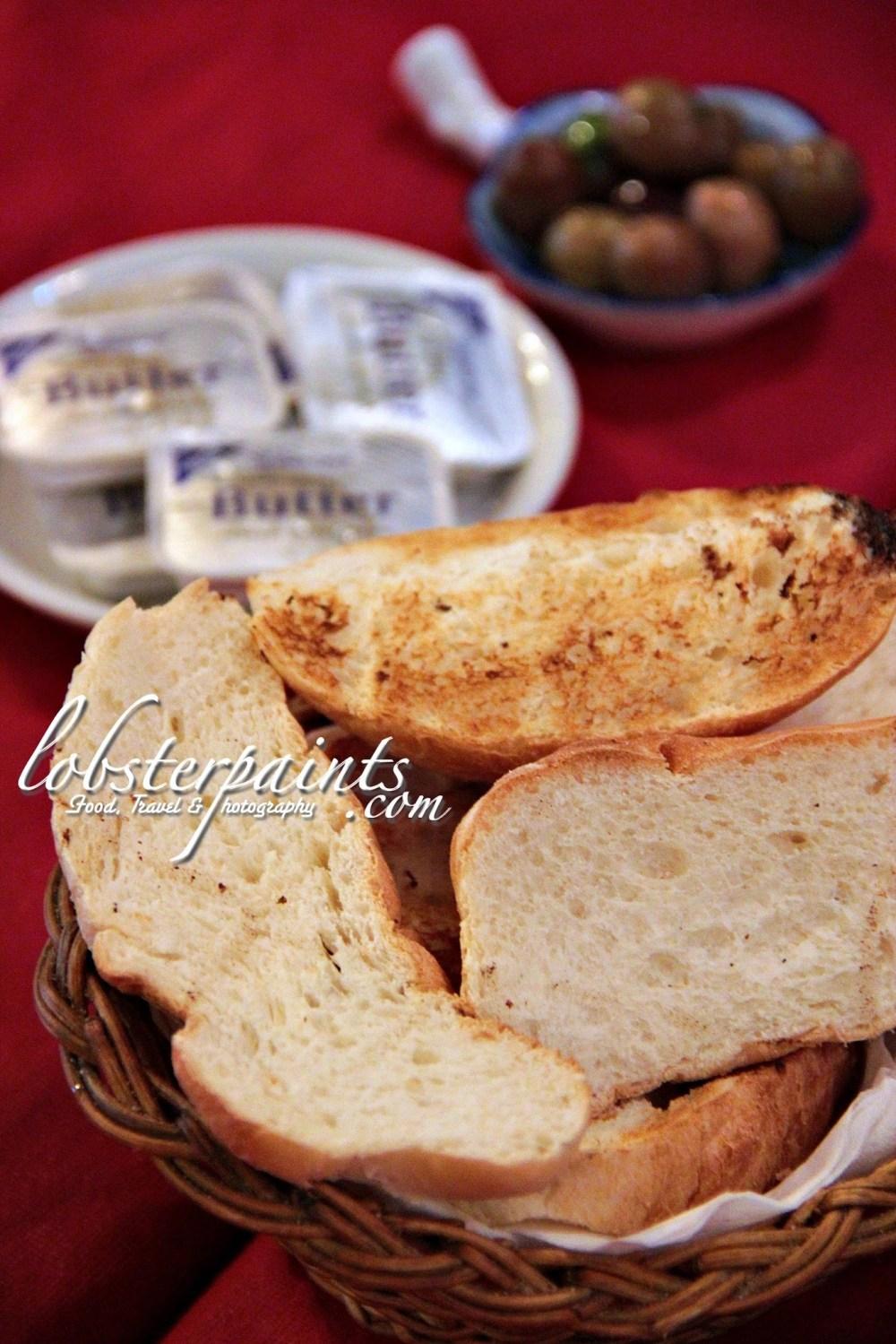 Portuguese Sweet Bread @ O'Manuel Cozinha Portuguesa 阿曼諾葡國餐 | Macau, China