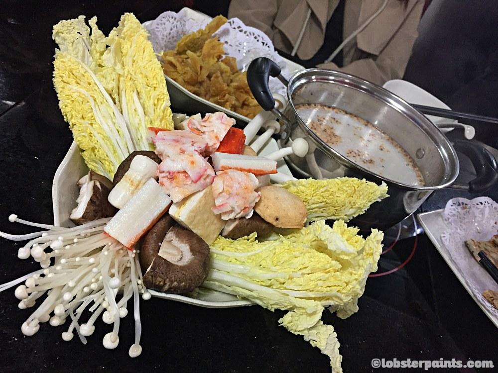Dinner at 正哥美食