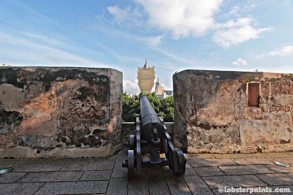 Fortaleza do Monte (Mount Fortress)