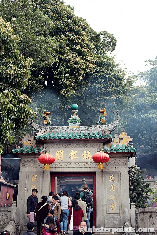 Heritage Trail - A-Ma Temple