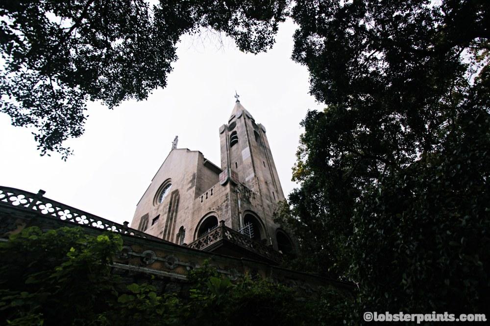 Heritage Trail - Penha Church