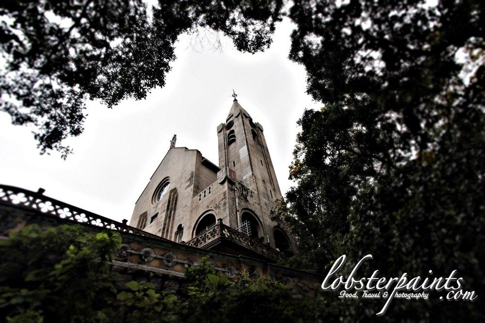 Penha Church 主教山小堂   Macau, China
