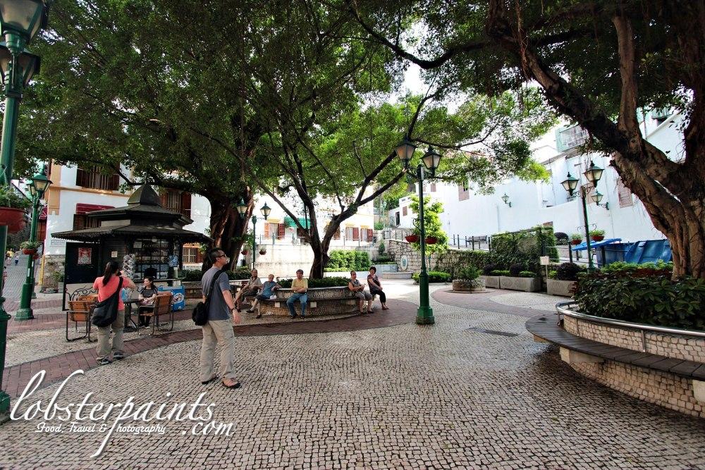 Lilau Square 亞婆井前地 | Macau, China