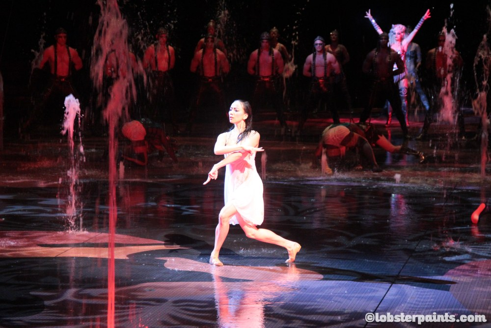 The House of Dancing Water @ City of Dreams