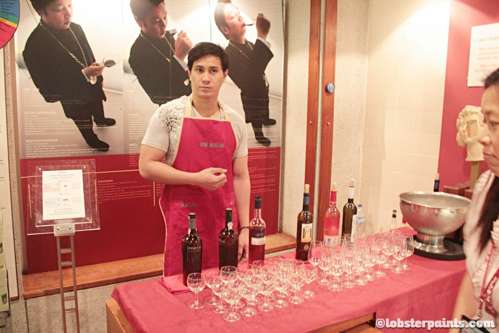 Wine Museum 葡萄酒博物館