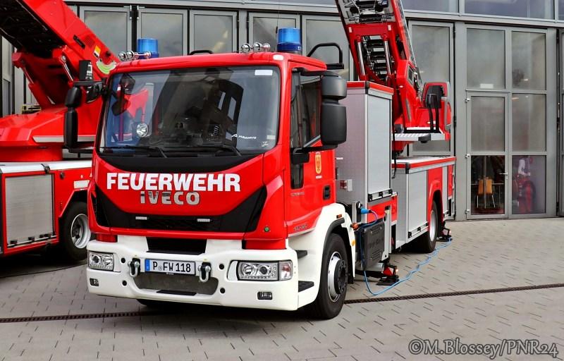 Tag der offenen Tür der Feuerwehr Potsdam 2019