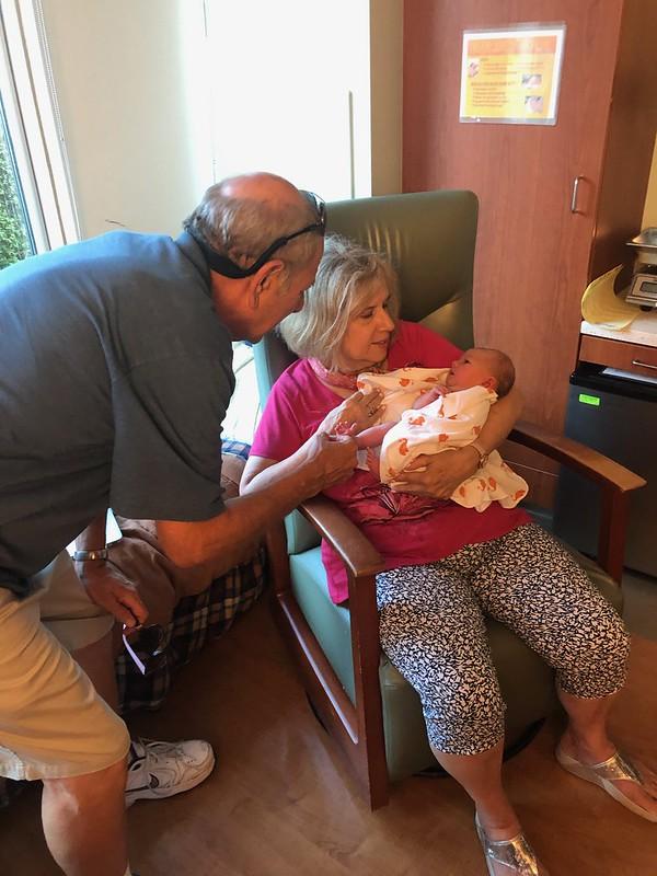 Making my Parents Grandparents