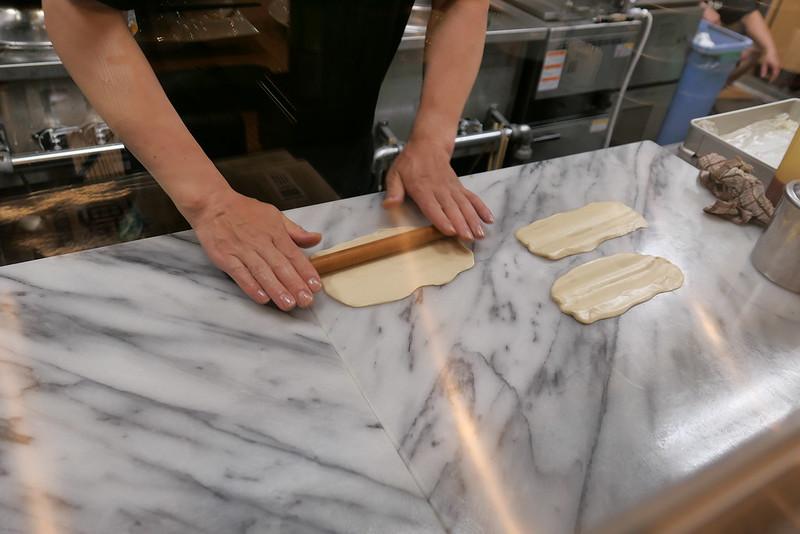 西安麺荘 秦唐記 ビャンビャン麺
