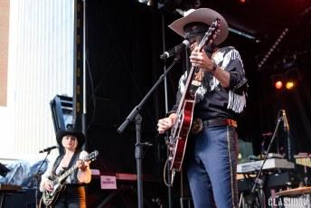 Orville Peck @ Hopscotch Music Festival, Raleigh NC 2019