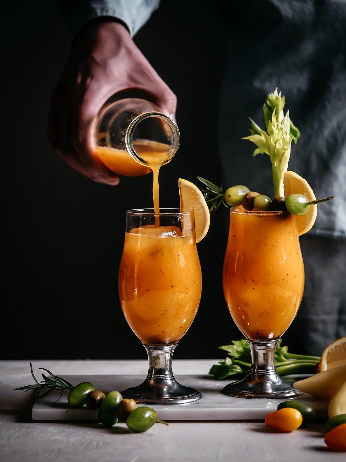 keltainen gazpacho