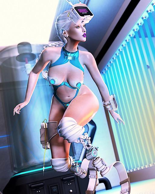 Vania Cyborg