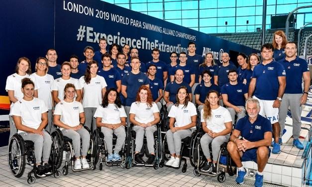 Londra 2019, World Para Swimming | L'Italia sul tetto del mondo