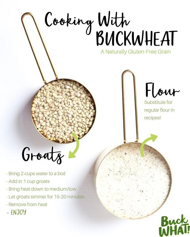 BuckWHAT! - Cooking with Buckwheat