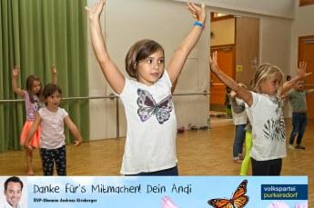 ÖVP Familiensommer 2019 - Kiddydance