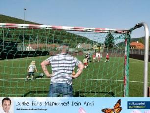 ÖVP Familiensommer 2019 - Fußball Schnuppertraining
