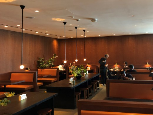 Cathay Pacific Business Lounge – London Heathrow Airport