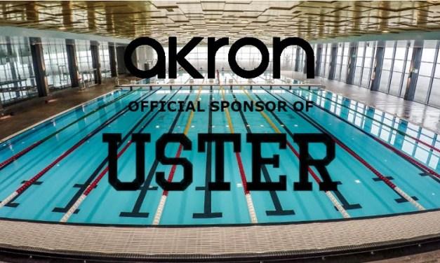 AKRON sponsor ufficiale di SCUW storico Club sportivi svizzero