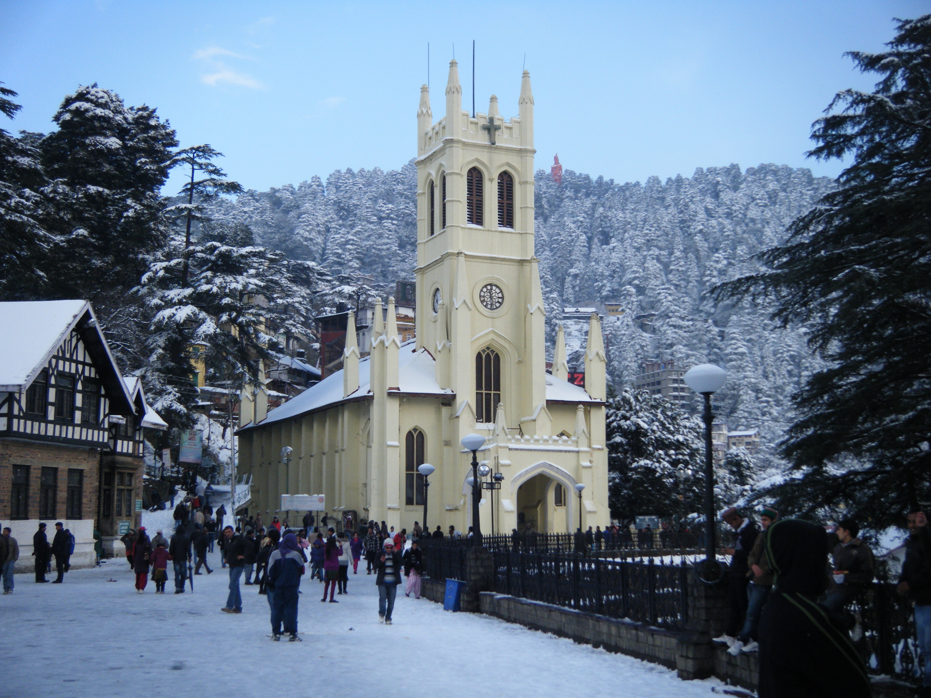 A Visit To A Hill Station Essay