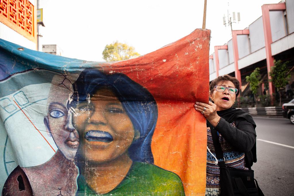 """A 34 años del terremoto, """"costureras 19 de septiembre"""" recuerdan a sus compañeras"""