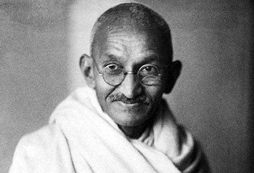 essay on mahatma gandhi in english for class 5