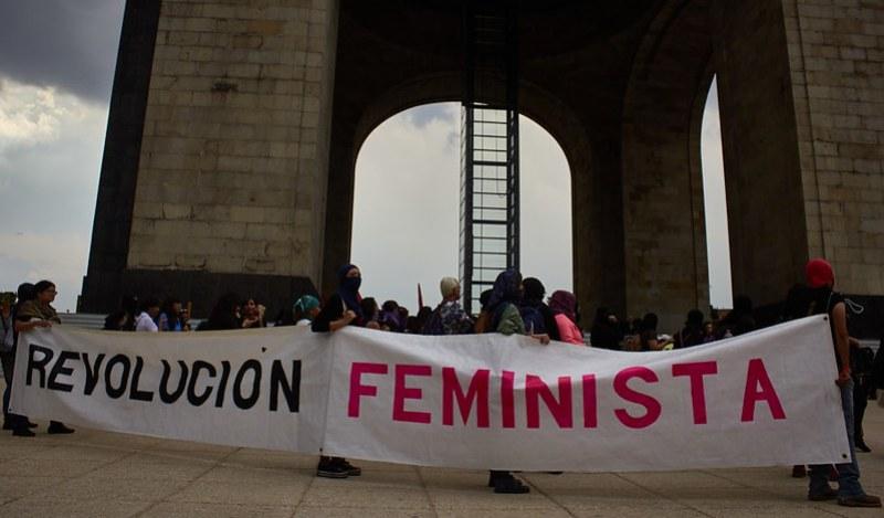 Terremoto Feminista Ciudad de México