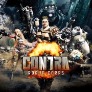 Thumbnail of CONTRA: ROGUE CORPS on PS4