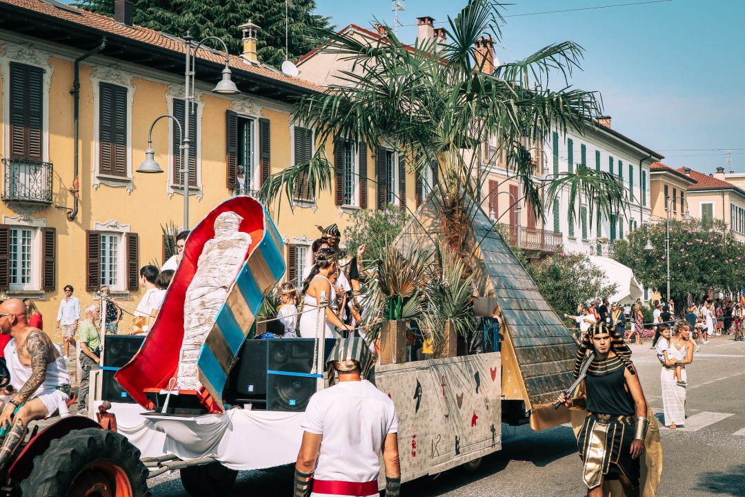 Festa dell'Uva, Angera