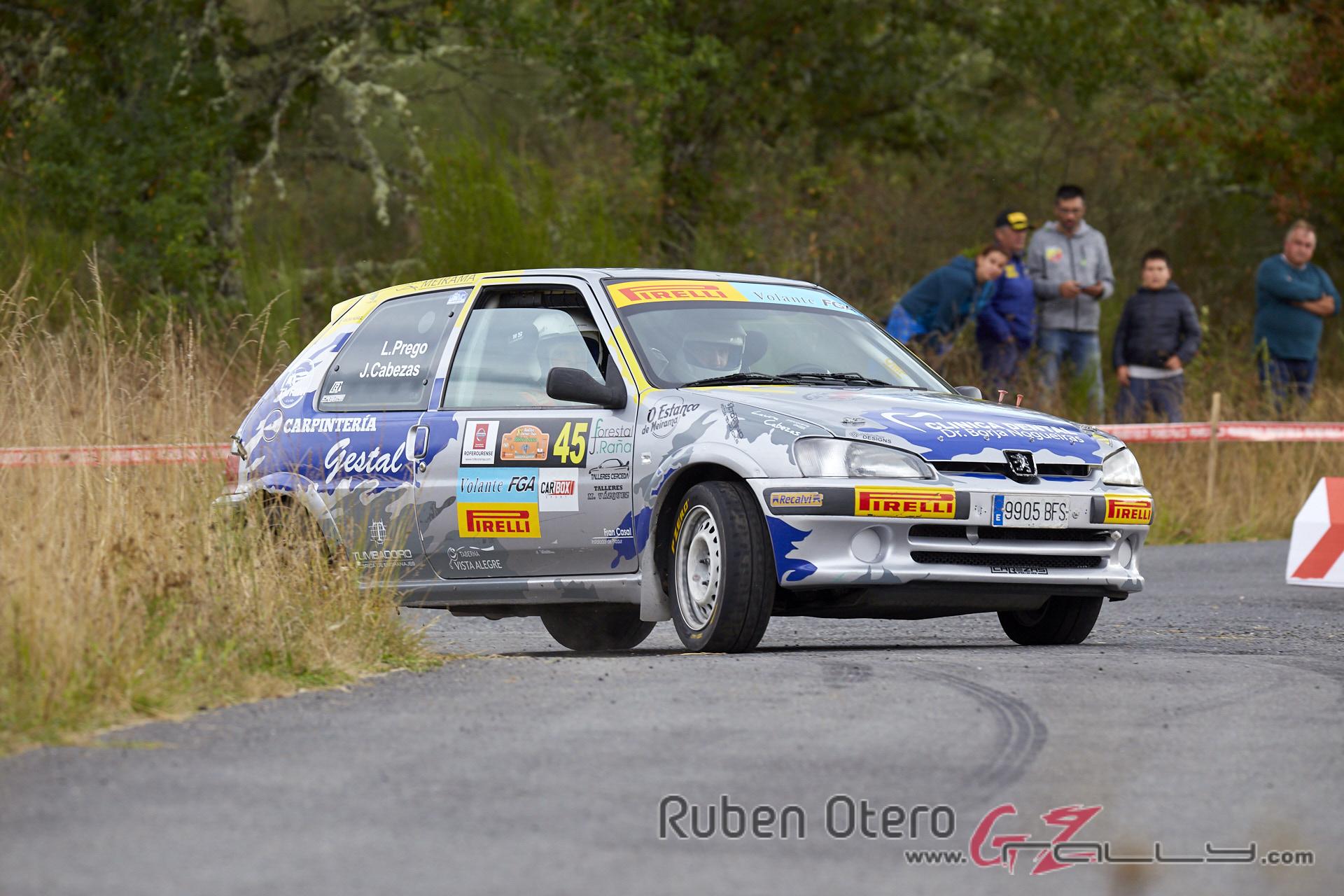 Rally Ribeira Sacra 2019 - Ruben Otero