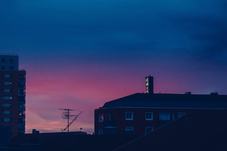 Solnedgång - reaktionista.se