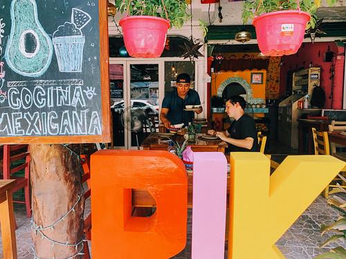 Pik Nik @ Playa del Carmen, Mexico