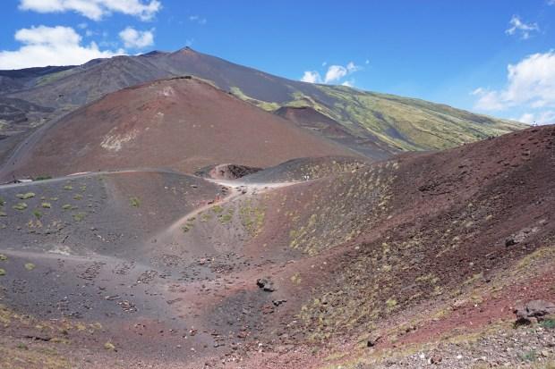 Crateri Silvestri, Mount Etna