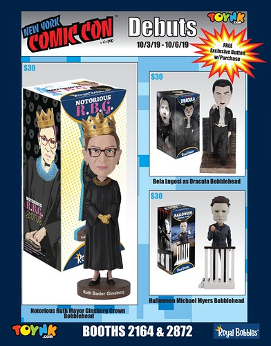 NYCC19 Exclusives PAGE 4 BOBBLEHEADS