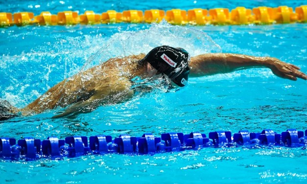 Training Lab, le dita della mano nella nuotata: la distanza ottimale
